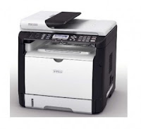 Buy Ricoh 310SFN at Rs. 16,900 (Colour Scanner with ADF, FAX, Monochrome Copier cum Duplex Laser printer with Network Printing and Scanning ) : BuyToEarn