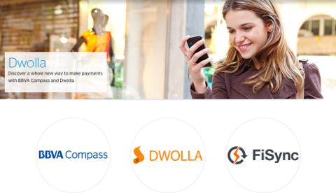 Dwolla et BBVA Compass