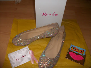 Kandee Shoes Lemonade Pump