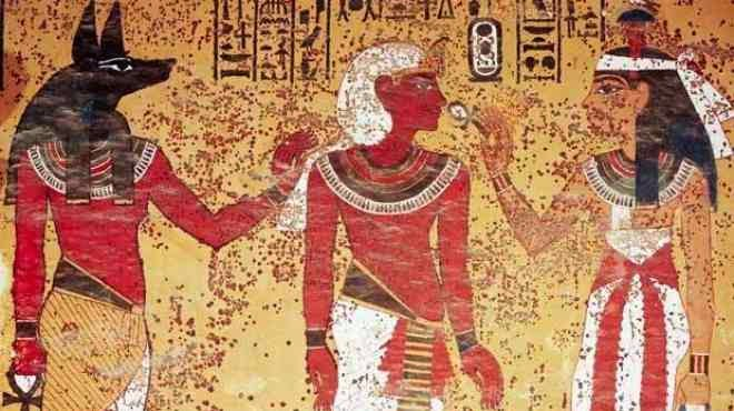 English site publishes information about the strangest 7 Pharaohs