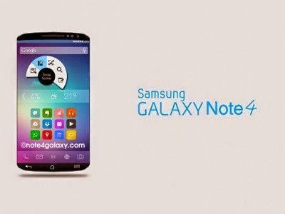 Samsung bakal lancar Galaxy Note 4 dengan sensor UV