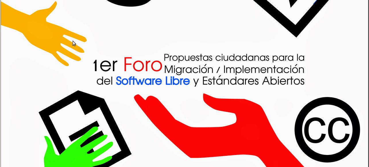#Software Libre