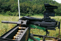 K4 Grenade Launcher