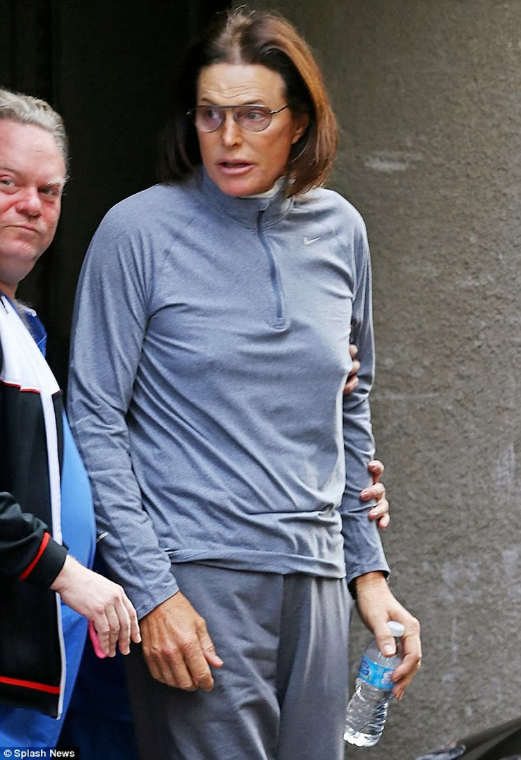 The Sizzling Mess: January 2014 Bruce Jenner