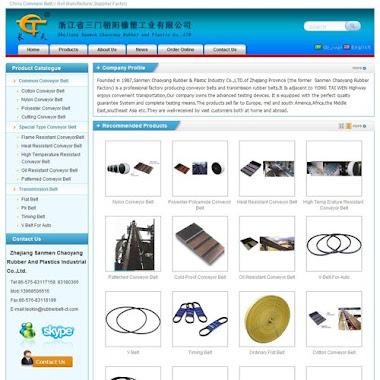 china-conveyor-belts