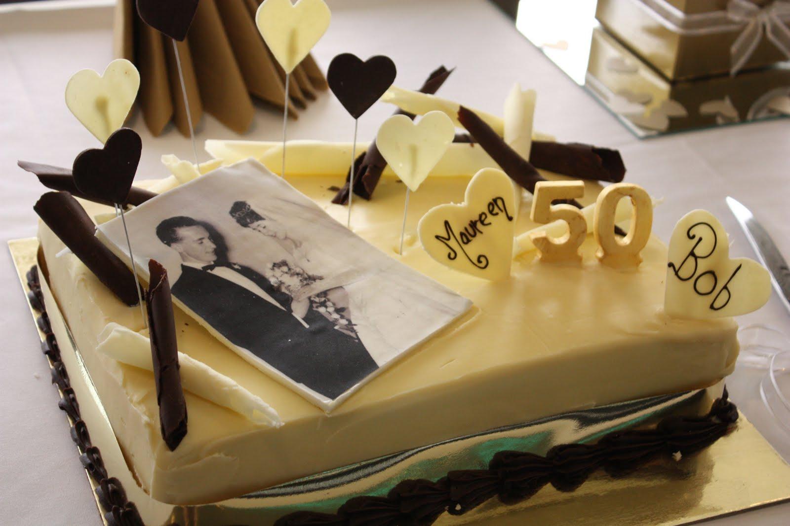 50th Wedding Anniversary - A Spoonful of Sugar