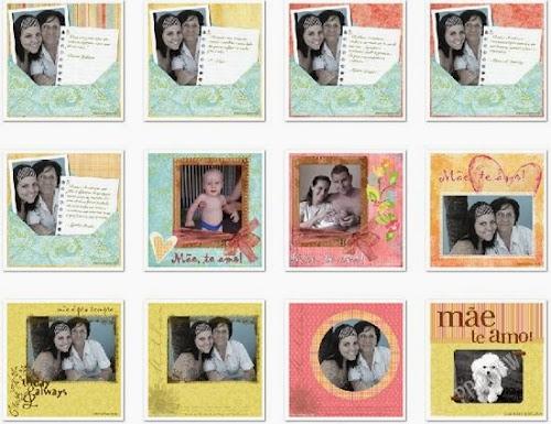 Montagem de fotos dia das mães grátis