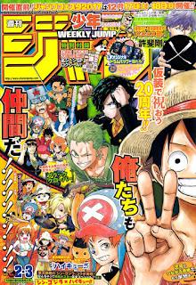 One Piece 849 Mangá - Português leitura online