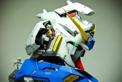 Hi-Nu Gundam Bust review
