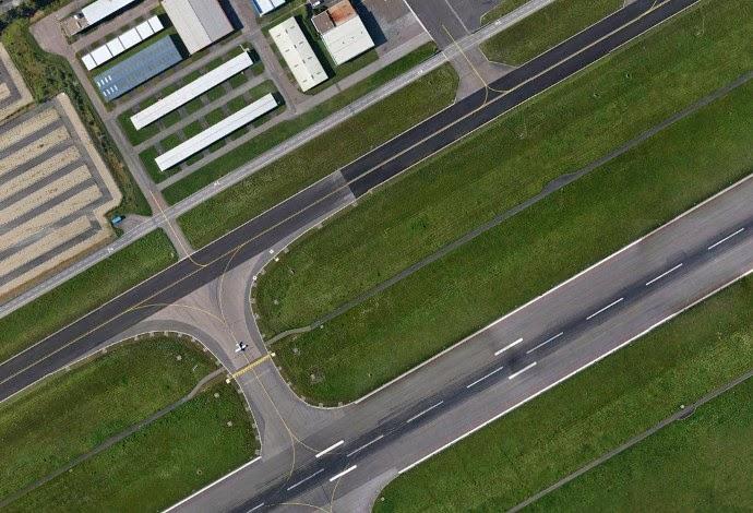 Αεροδρόμιο Λουξεμβούργου «Φίντελ»