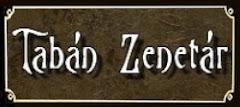 TABÁN ZENETÁR