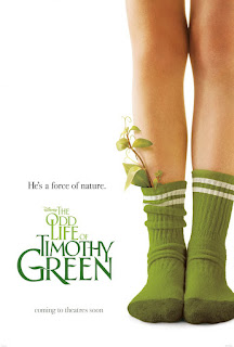 "Review | ""The Odd Life of Timothy Green"""
