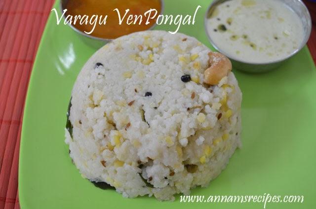 Varagu Ven Pongal