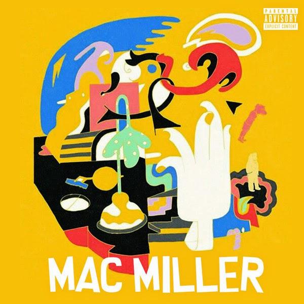 Mac Miller - Mac Miller Cover