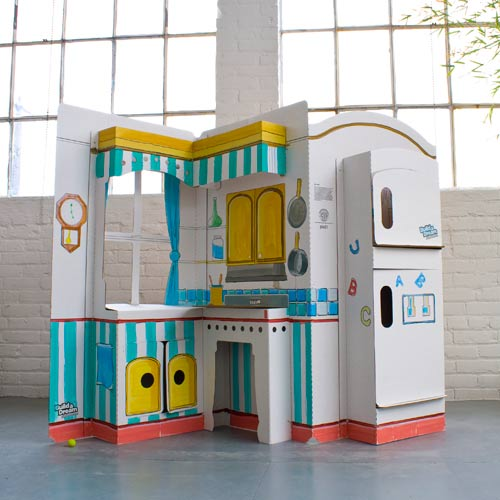 We Build Cute Affordable Wooden Playhouses - kootation.