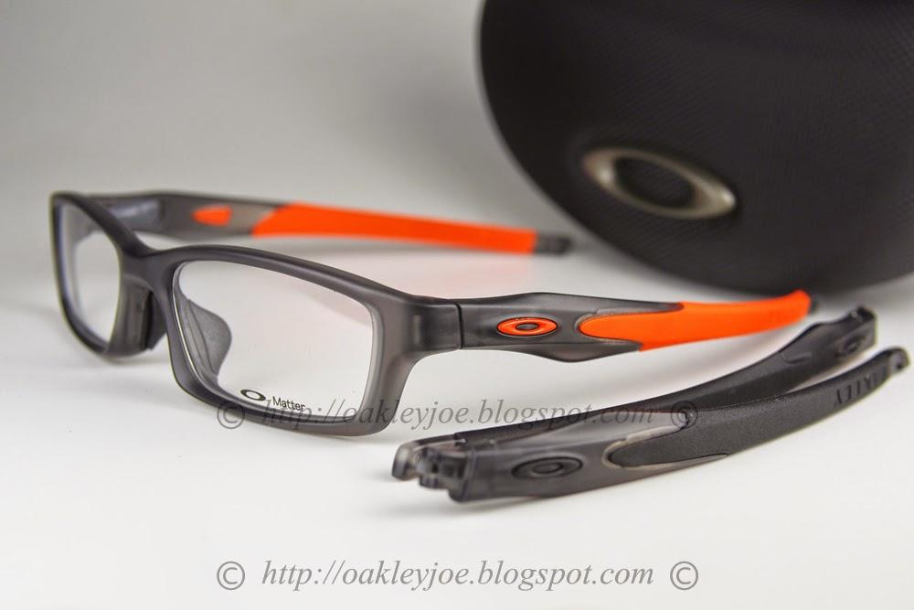 eb264d054f Oakley Crosslink Orange « Heritage Malta