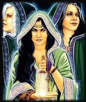 hécate lucifera mitologia deusa tríplice morte