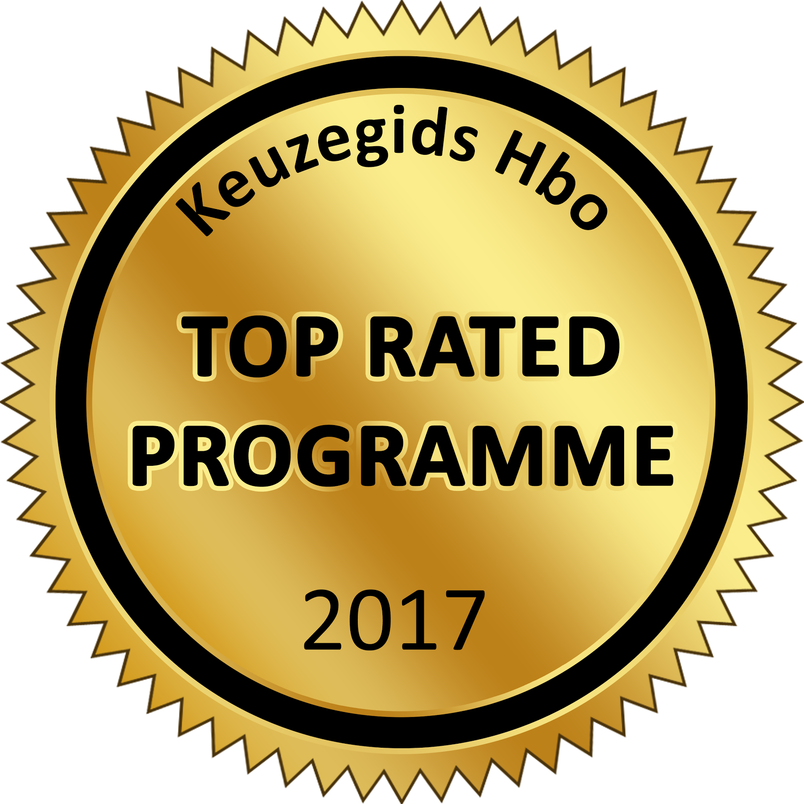 Top Rated Programme 2017