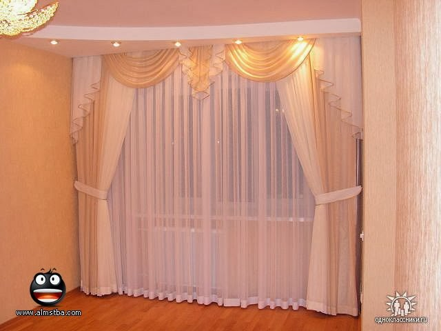 10 unique false ceiling designs made of gypsum board home - Living Room Design Ideas 10 Top Luxury Drapes Curtain