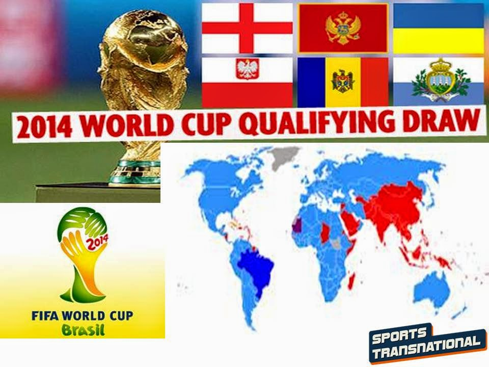 FIFA World Cup 2014 Qualifier Wallpaper HD Desktop