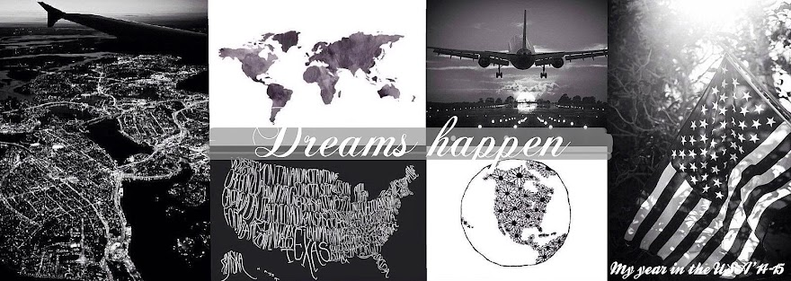 Dreams happen