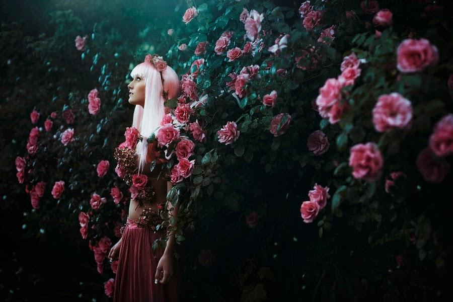 Сказочные девушки от Беллы Котак (12 фото)