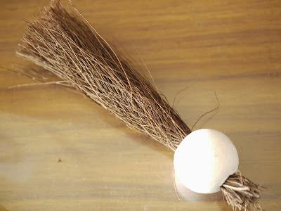 改良型シュロの産卵床