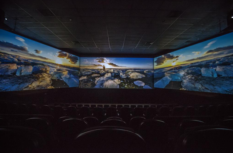 The San Jose Blog: Camera 12 Cinemas Getting 3-Screen Barco Escape ...