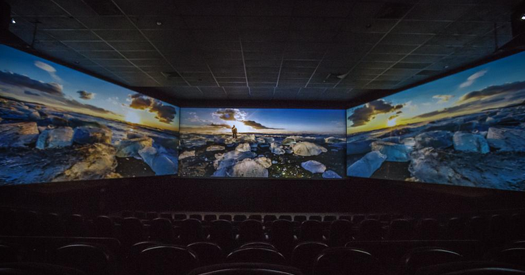 The San Jose Blog: Camera 12 Cinemas Getting 3-Screen Barco Escape ...