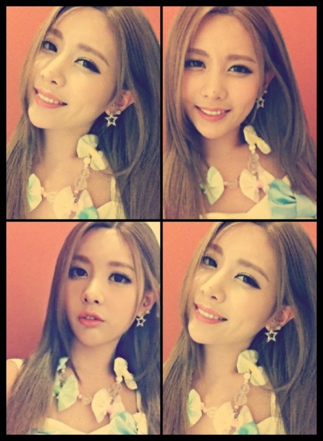T Ara Lovers T Ara Qri And Her Batch Of Beautiful Photos