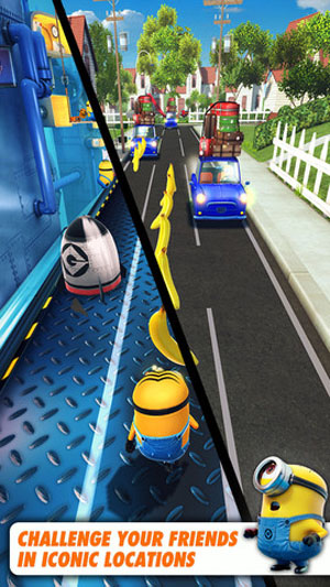 Game For Android Free Download Game Despicable Me Minion Rush