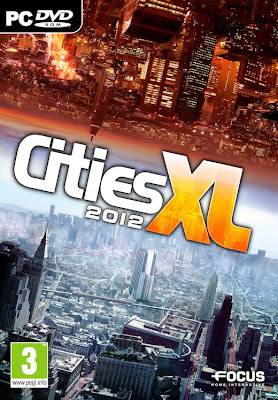 Game Preview Cities XL 2012 (wathc trailer)