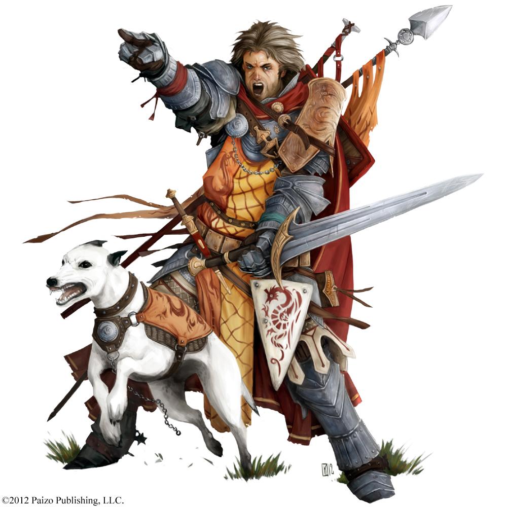 Inside Days: Pathfinder RPG - Player Companion: Animal Archive