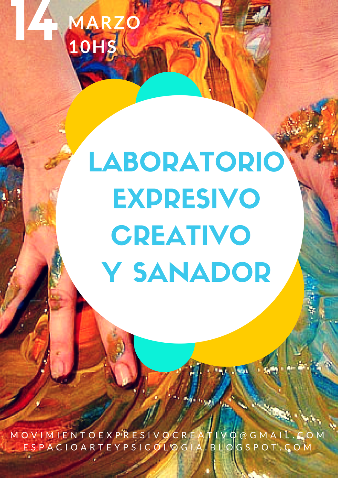 Laboratorio Expresivo Creativo y Sanador