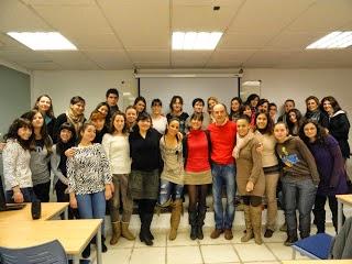 Mis queridos alumnos