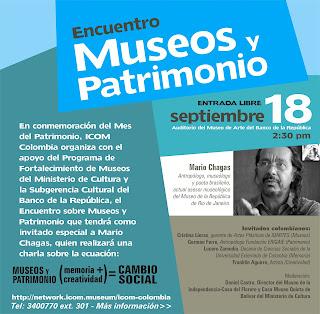 Encuentro MUSEOS Y PATRIMONIO