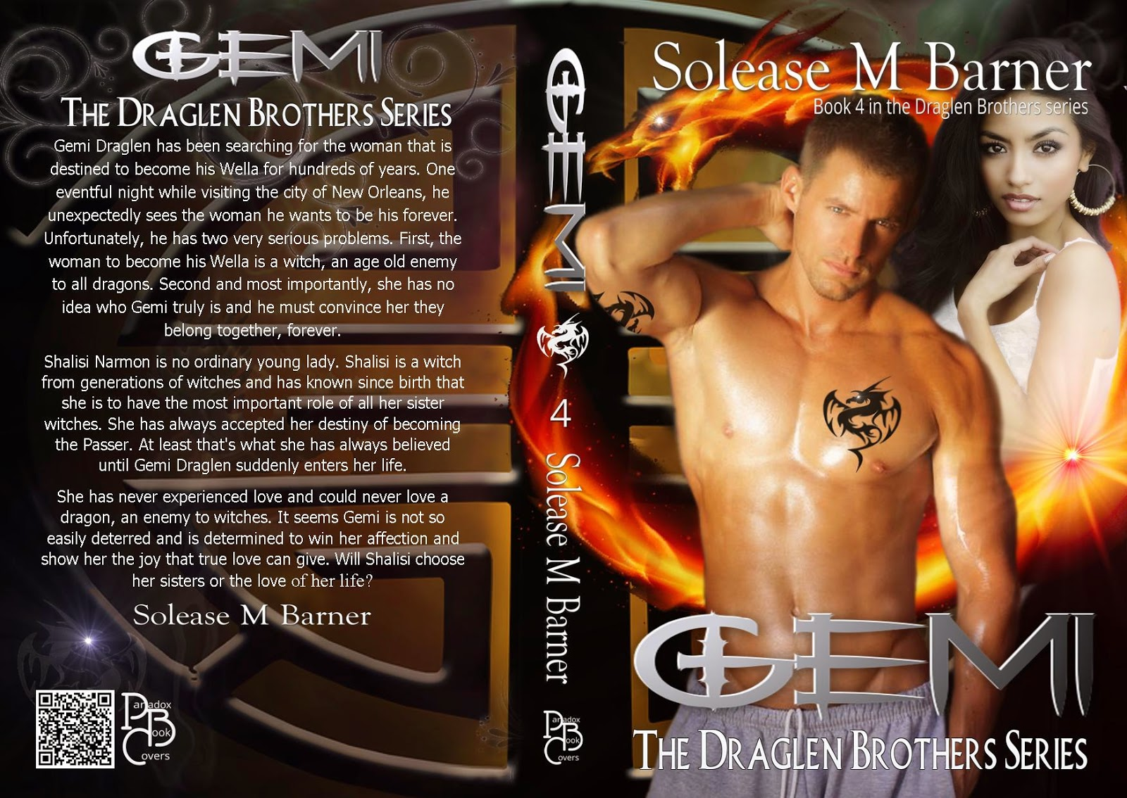 New Release By Solease M Barner