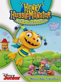 Henry Hugglemonster: The Huggleflower / Monster Lullaby