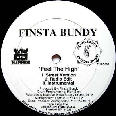 Finsta Bundy – Feel The High / Where Ya At (VLS) (1995) (320 kbps)