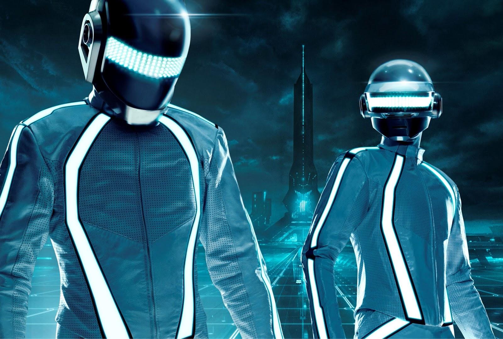 Daft Punk - HD Wallpapers