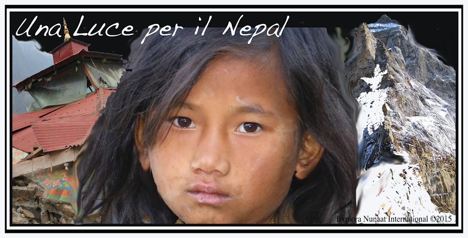 Una Luce per il Nepal