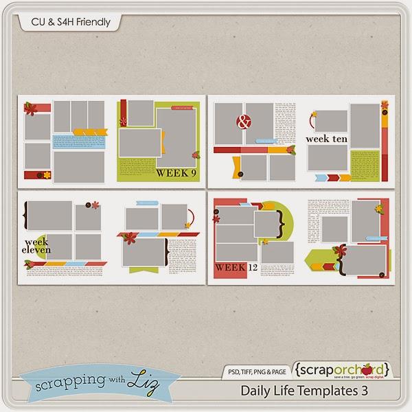 http://scraporchard.com/market/Daily-Life-3-Digital-Scrapbook-Templates.html