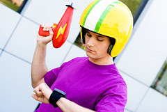 commander keen billy blaze cosplay