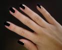 """Modelo mão """"sem"""" unhas"""