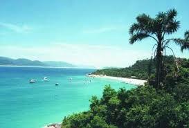 Praias da Ilha de Florianópolis
