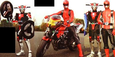 RedBuster and Chida Nikku