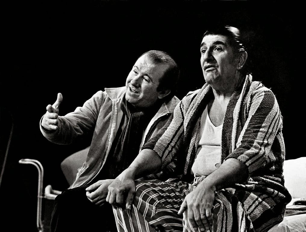 Carlos Carella y Ulises Dumont.