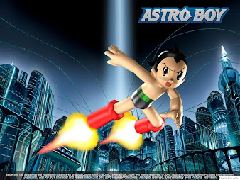 #8 Astro Boy Wallpaper
