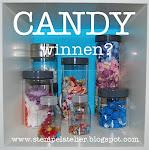 Candy bij 200 volgers