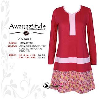 T-Shirt-Muslimah-Awanazstyle-AW001H